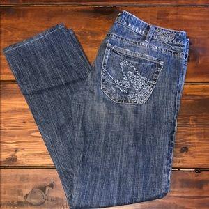 Women's Jeans.